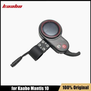 Original Standardanzeige Teile für Kaabo Mantis 10 KickScooter Smart Electric Roller Multicolored Screen-Anzeige Zubehör