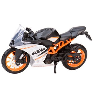 Maisto 1:18 KTM RC 390 690 640 Duke 450 520 525 Static Die Cast Vehicles Collectible Hobbies Motorcycle Model Toys Z1202