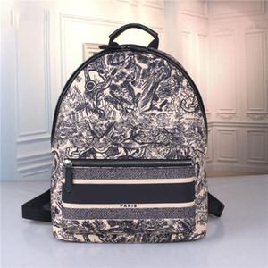 Männer Frauen Rucksack Luxurys Designer Taschen Handtaschen Geldbörsen Brief Gedruckt Schultaschen Hohe Qualität Crossbody Taschen 20062005ce
