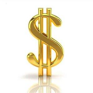 رابط دولار واحد ل VIP لملء الفرق السعر رسوم إضافية مع DHL EMS الشحن اللوجستية ETC5FFZII444PP