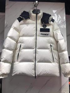 5a Top Version High Quality Mens Clothing Designers Winter Maya Black Luxury Reflective Down Coat Jacket Fashion Zip Up Parka tweed Jackets