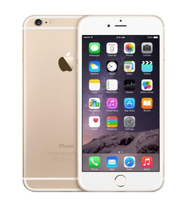 Refurbished Original Apple iPhone 6 Plus Unlocked Phones 5.5 Inches IOS 12 16GB 64GB 128GB