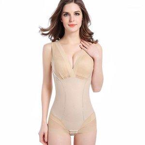 Mesdames Corps Shapers Body Shapewear Body Taille complète Femmes Tummy Control Minceur Sous-vêtements sans soudure Bulifter Lingerie1