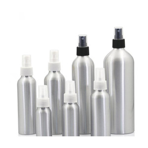 Aluminum Spray Atomiser Bottle 30ml-500ml Mist Spray Refillable Bottles Empty Metal Perfume Bottle Cosmetic Packin sqckry sports2010