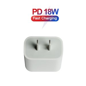USB C Wall Charger 18W Power Delivery PD Quick Charger Adapter TYPE C Charger Plug Fast Charging for iPhone 12 Without Package