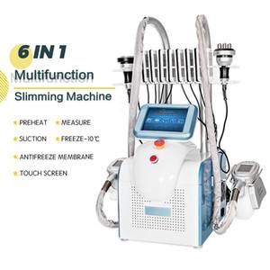 Cryolipolysis Machine Cavitação Fio Frim Máquina Lipo Laser Radio Frequência Ultrasonic Cavitação Equipamento Perda de Peso