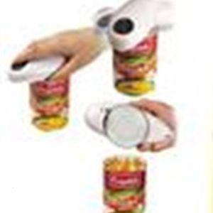 100pcs التي / الكثير حار بيع التلقائي لمسة واحدة يمكن فتاحة علب، فتحت زجاجة شحن مجاني بالجملة