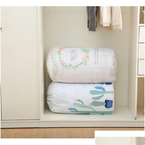Moisture-proof Bundle Clothing Storage Bag Waterproof Quilt Bag Large-sized Clothes Sorting Storaging Bag Clo jlliEc lajiaoyard