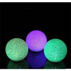 Mini kristal top şekli renk değişimi gece lambası düğün parti dekorasyon led lamba gece lambası