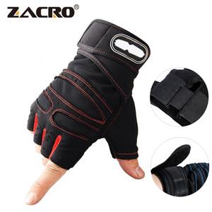 Zacro Levantos 3D Gym Peso pesado Ejercicio de cuerpo de cuerpo Entrenamiento Deporte Guantes de fitness M-XL