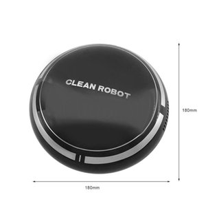 Fashion Mini Cartoon Rechargeable Smart Sweeping Robot Slim Sweep Suction Machine Small Mini Vacuum jllPtd mx_home