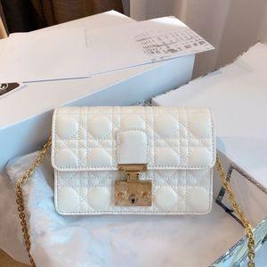 2020 luxus designer schräg frauen mode schulter kreuz body taschen stickerei faden diamant gitter plain vintage echte leder handtaschen