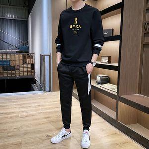 Kazak Suit erkek 2020 Yeni Spor Eğlence Moda İlkbahar ve Sonbahar Giyim Coat