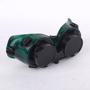 Óculos à prova de vento Macho transparente Equitação Motocicleta Anti Sand Protection Proteção Óculos de proteção