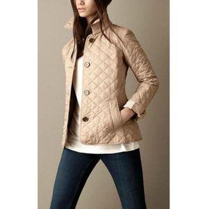 Wholesale British Fashion Women London Diamond Jacket Blazers Cotton England Ladies Slim Coats Long Sleeve Casual Jackets Khaki Size S-XXXL