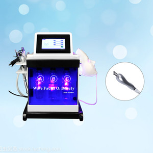 5 in 1 Multifunctional Facial Skin Care Beauty Equipment for Spa Water Hydra Jet Peel Hydra Dermabrasion At Home