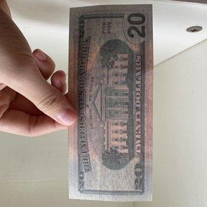 20  50  100 Dollar Play fake Money Paper Copy Banknote Prop Money 100pcs  pack free shipping 01