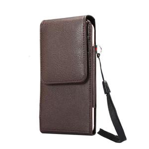 Étui de téléphone portable en cuir de courroie rotative verticale pour Xiaomi Pocophone F1, MI A2 Lite, pour BlackBerry Key2, pour Lenovo Z5