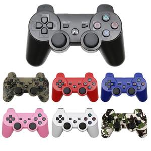 اللاسلكية بلوتوث البعيد لعبة joypad تحكم Controle Gaming Joystick PS3 Console Gamepads للكمبيوتر Y1123