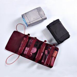 Multifunctional cosmetic storage bag can be split small bag travel convenient cosmetic bag 3 colors to choose