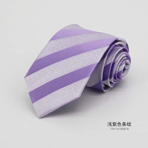 Fashionable tie multicolor gentleman leisure men's tie, on behalf of the travel travel tie-in 2020 latest fashion choice