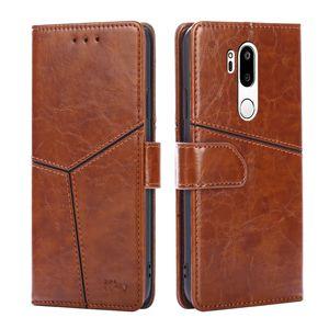 Luxury Leather Phone Case For LG G5 G6 G7 G8 G8X K20 Styl0o 4 LV3 LV7 X Power 2 V20 Flip Wallet Cover silicone Case Card Slots Phone Bag