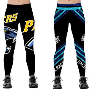 New sexy Womens Leggings 3d printed Slim Workout Leggings high waist Stretch Elastic Jogging Gym Tights wide belt fitness tights yoga pants