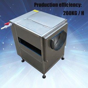 45 Typ Gewerbliche Kartoffelschalenmaschine Süßkartoffelschäler Kartoffelreinigung MachineWashing Peeling Maschine Meeresfrüchte Reinigungsmaschine
