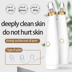 Blackhead Remover Vacuum Facial Pores Cleaner Nose Blackhead Suction Electric Nose Face Deep Cleansing Skin Care Instrument TooL