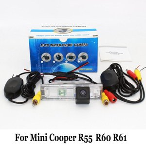 For Mini Cooper Clubvan Paceman Clubman Countryman R55 R60 R61   Wired Or Wireless Auto Rear-view Camera   HD Car Backing Camera