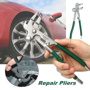 Car Wheel Weight Clamp Plier Hammer Tire Balancer Remover Changer Repair Plier Auto Wheel Tyre Weight Pliers Metal Tools Y200321