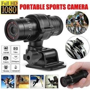 Macchina fotografica di alta qualità 1080P Portatile Mini impermeabile Outdoor Sport Sport Sport HD Telecamere DV Videoregistratore grandangolare 120 °