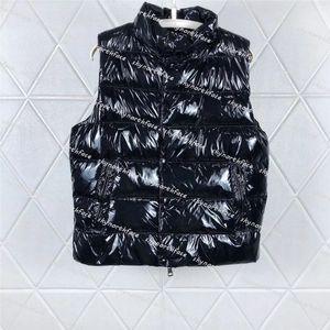 mens women winter coats hoodies designers vest jacket puffer jacket down coat windbreaker sleeveless jackets B100307K