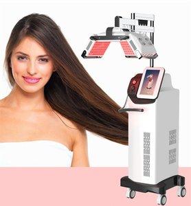 2021 Neueste hochwertige effektive Haarwachstum Fast Haarwachstum Schönheit 660nm Lasermaschine für Männer / weibliches Haarwachstum