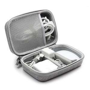 Tuuth Eva Reise-Kabel-Tasche Elektronikorganisator Universal Gadget Bag Organizer Bag für MacBook Air / Pro, USB, Ladegerät, Ohrhörer LJ201119