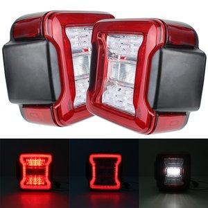 Lamp Hoods For Jeep Wrangler JL Car Tail Light For Jeep Wrangler JL Tailight 2018 Up EU Version