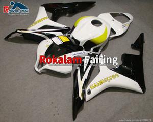 Bodywork CBR600 CBR 600 RR F5 Fairings Kits For Honda CBR600RR F5 07 08 2007 2008 Fairing Kit (Injection Molding)