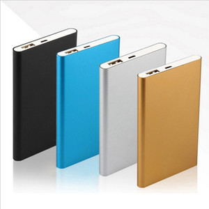Fast Charging charger slim powerbank 3500mah charger Ultra thin USB power bank for iPhone Xiaomi Tablet PC External battery