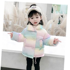 Baby Boys Girls Winter Coats Warm Soft Puffer Down Jacket Cotton Padded Hooded Coat for Newborn Infant Toddler Kids Outwear