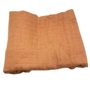 Bambu Muslin Swaddle Blanket Recém-nascido Fralda Acessórios Macio Swaddle Envoltório Baby Bathing Bath Towel Cor Sólida de Lashghg LJ201014