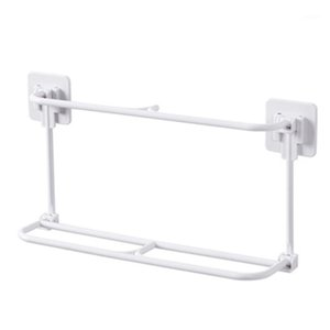 Folding Shoes Hanger Slippers Drain Shoe Hanging Bathroom Organize Holder Save More Space High Quality1
