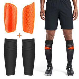 Muay Thai Shin Guards Soccer Socks Calf Sleeves Adult Child Leg Pads Protect Football Shields Exercise for Kick Boxing Equipment