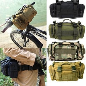 High Quality Outdoor Military Tactical Backpack Pack Waist Mochilas Molle Camping Hiking Pouch Chest Bag