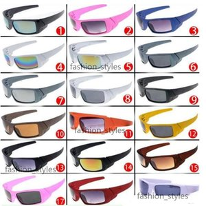 الشعبية الدراجات نظارات الرياح ماركة مصمم النظارات الشمسية للرجال نيس الرياضة انبهار لون نظارات شمسية للرجال القيادة نظارات 19 ألوان