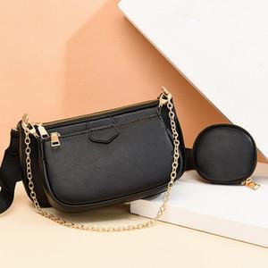 Fashion Women Bags handbag fashion bag handbag wallet phone bags Three-piece combination bags free shopping