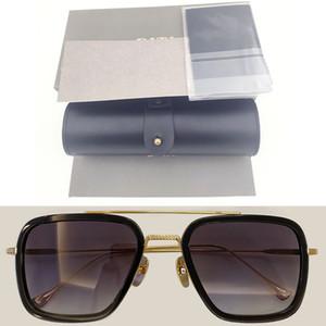 Vendita Piccola estate Summer Shades Shades Vintage Steampunk Fashion Sunnglases Iron Tony Stark Occhiali da sole per uomo maschile Retro occhiali da sole o donne 2020