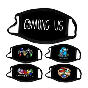 Tra US Mask Designer Fashion Face Masks Child Victory Emergency Game Games Maschere stampate Maschere personalizzate Maschera di cotone adulto personalizzato Maschere per feste