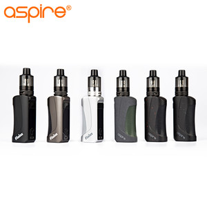 100% Original Aspire Finixx Pod Kit Powered by Single 18650 Battery Self-developed Smart ASP Chipset System with 4ml Pod Tank
