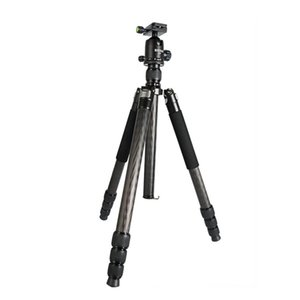 BEXIN W324C G44 Carbon Fiber Tripod Stable Shooting Camera for Vdeo Point Dslr Camera