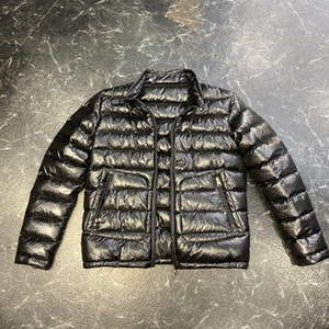 2020 tendencia otoño e invierno alta calidad de alta calidad chaqueta de algodón de moda para hombres 90% blanco ganso de la chaqueta abajo